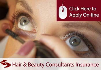hair and beauty consultants insurance