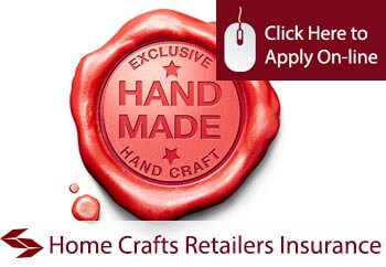 self employed home crafts retailer liability insurance