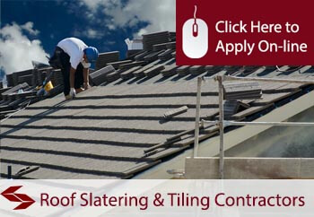 Roof Slatering and Tiling Contractors Liability Insurance