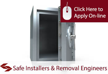safe installers and removal engineers tradesman insurance