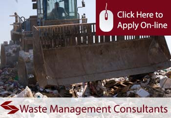 self employed waste management consultants liability insurance