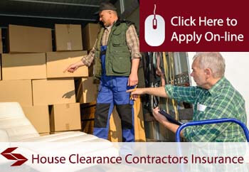 Self Employed House Clearance Contractors Liability Insurance