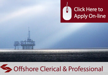 self employed offshore clerical and professional services liability insurance