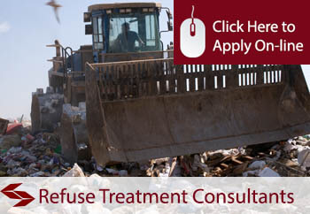 Refuse Treatment Consultants Liability Insurance
