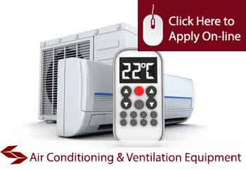 self employed air conditioning and ventilation manufacturers liability insurance
