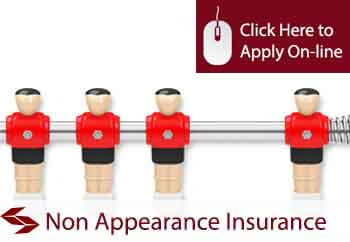 non-appearance insurance