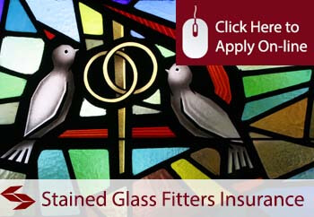 self employed stained glass fitters liability insurance