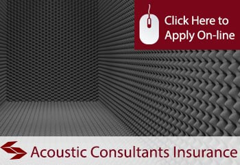 Acoustic Consultants Professional Indemnity Insurance