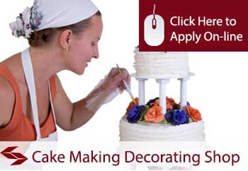 Cake Making And Decorating Shop Insurance
