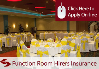 Function Room Hirers Public Liability Insurance