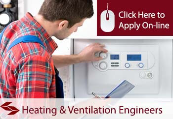 Heating and Ventilation Engineers Employers Liability Insurance