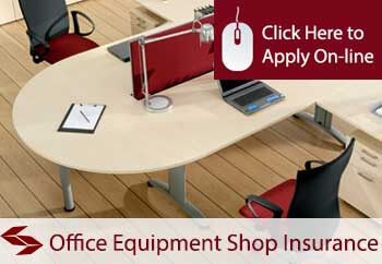 Office Equipment Supplier Shop Insurance