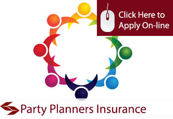 party planners insurance