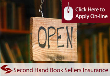 Second Hand Book Sellers Employers Liability Insurance