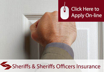 Sheriff And Sheriff Officer Professional Indemnity Insurance