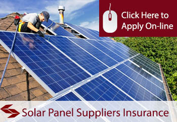 Solar Panel Suppliers Liability Insurance