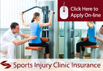 Sports Injury Clinics Public Liability Insurance