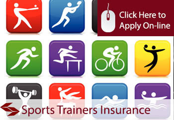 sports trainers insurance