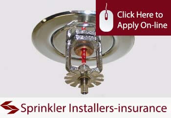 Sprinkler Installation Engineers Public Liability Insurance