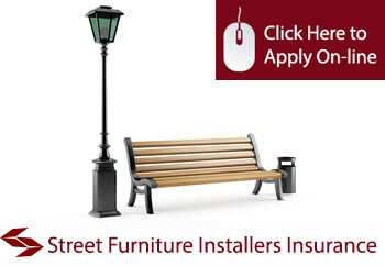 Street Funiture Installers Liability Insurance