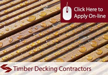 Timber Decking Contractors Liability Insurance