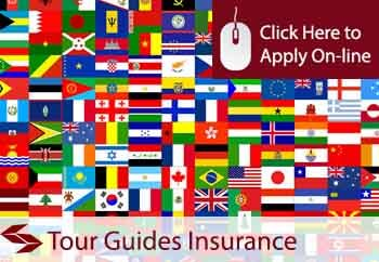 Tour Guides Liability Insurance