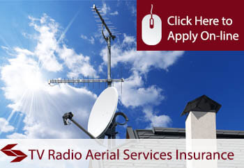 TV  Radio Aerial Services Liability Insurance
