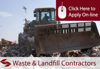 Waste and Landfill Contractors Employers Liability Insurance
