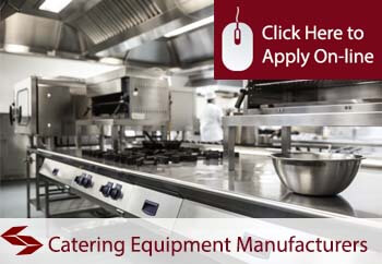 catering equipment manufacturers liability insurance