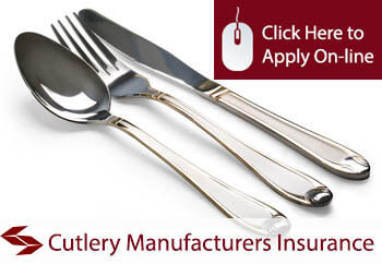 cutlery manufacturers commercial combined insurance