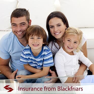 personal insurance from blackfriars