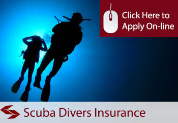 Self Employed Scuba Divers Liability Insurance
