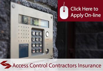 access control contractors insurance