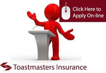 self employed toastmasters liability insurance