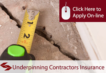 underpinning contractors tradesman insurance