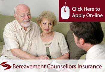 Bereavement Counsellors Liability Insurance