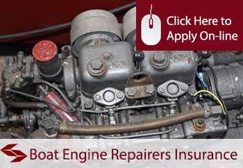 Boat Engine Repairers Public Liability Insurance
