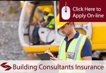 Building Consultants Liability Insurance