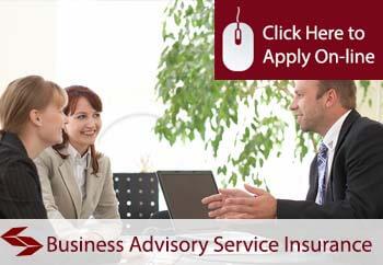 Business Advisory Service Consultants Liability Insurance