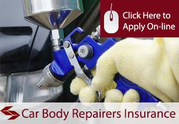 self employed car body repairers liability insurance