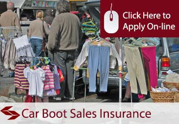 Car Boot Sales Liability Insurance