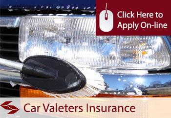 Car Valeters Liability Insurance