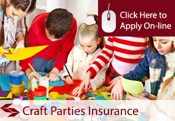 Craft Parties Organisers Liability Insurance