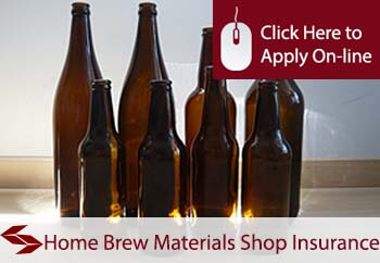 Home Brew Materials Shop Insurance