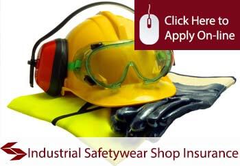 Industrial Safetywear Shop Insurance