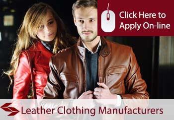 leather clothing manufacturers insurance