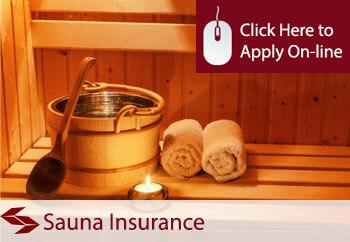 Sauna Shop Insurance