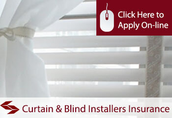 self employed curtain and blind installers liability insurance