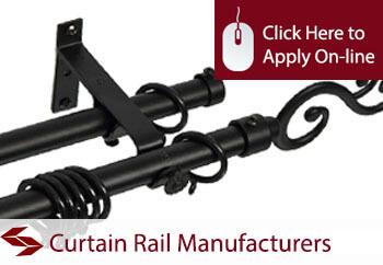 Curtain Rail Manufacturers Liability Insurance