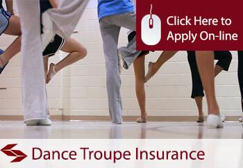 Dance Troupes Liability Insurance